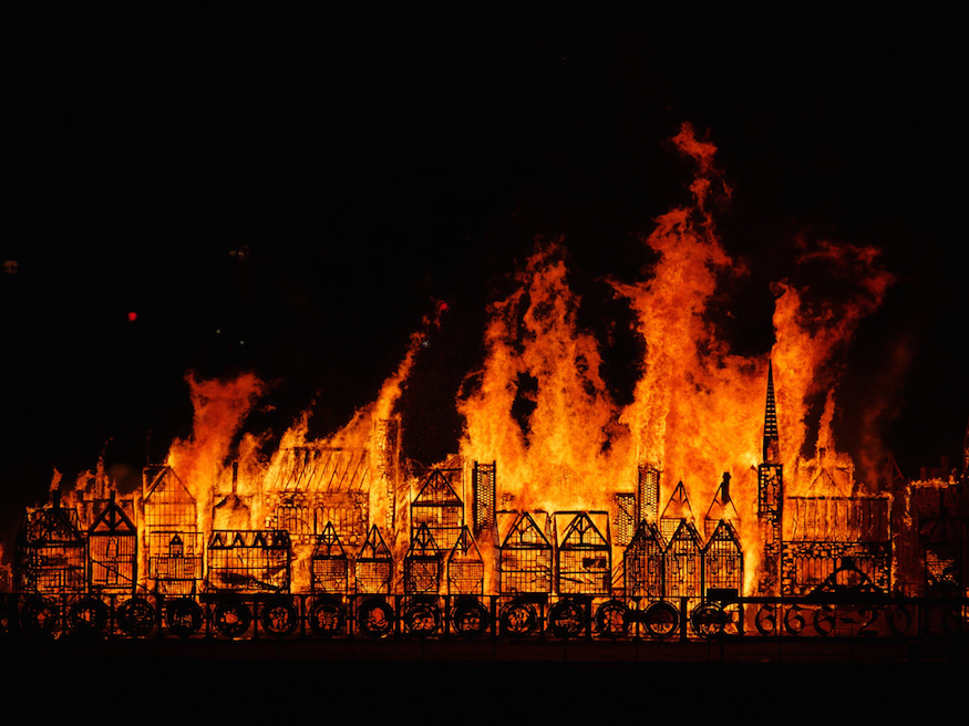 GREAT FIRE 350