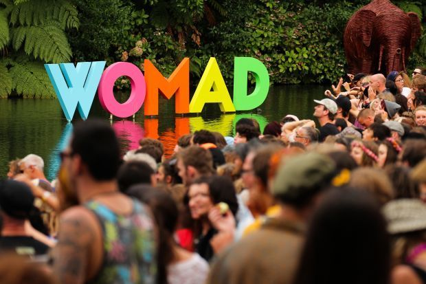 RADIO WOMAD